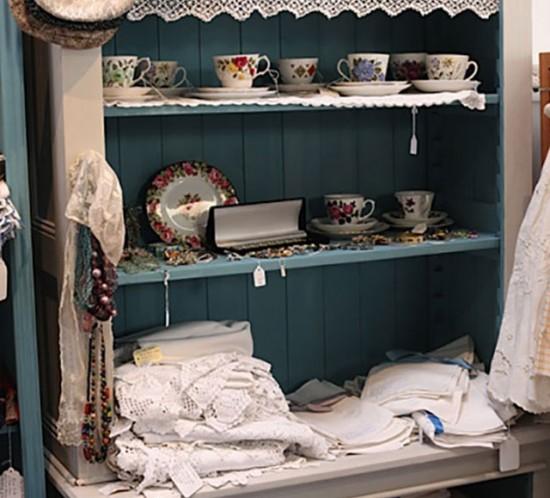 Janice Enticknap -The Linen Room
